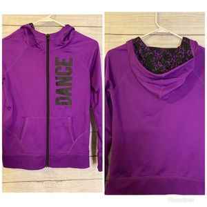 Justice brand hoodie